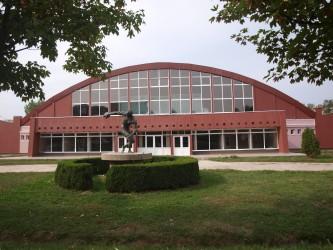 Sala Sporturilor va fi dată luni în folosinţă