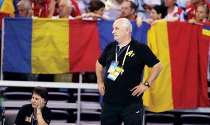 """""""Nu vom renunţa la reconstrucţia echipei naţionale pentru un rezultat bun la Europene"""""""