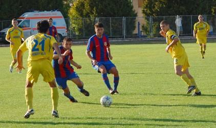 Amical de lux pentru FC Zalău