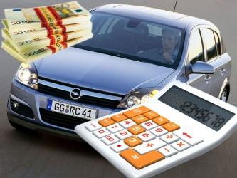 Taxa auto se majorează!