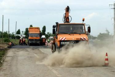 Drumul Zalău – Jibou – Răstoci, închis periodic traficului rutier