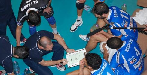 """""""Cu o astfel de evoluţie, în Italia am fi pierdut orice meci"""", consideră antrenorul italian Roberto Piazza"""