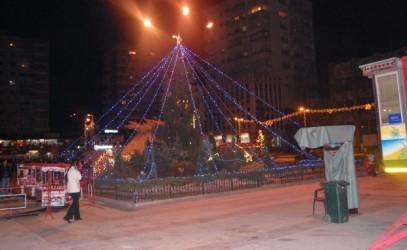 """Zalăul """"se aprinde"""" pe 1 decembrie"""