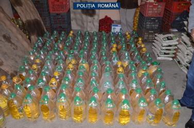 Captură impresionantă de mărfuri de contrabandă în Sălaj!