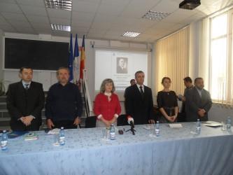 """Universitatea de Vest """"Vasile Goldiş"""" – Filiala Zalău şi-a sărbătorit patronul spiritual"""