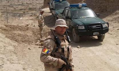 Doi jandarmi sălăjeni, în misiune în Afganistan