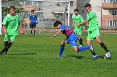 FC Zalău a învins liderul