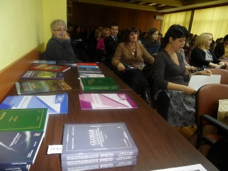 Prezentare de carte şi publicaţii, în cadrul sărbătoririi învăţământului sălăjean