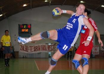Pivotul echipei HC Zalău, inclus de Gheorghe Tadici în lotul pentru Euro 2012
