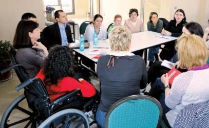 Masă rotundă la Centrul Pilot de Referință pentru Boli Rare