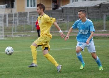Victorie la limită pentru FC Zalău