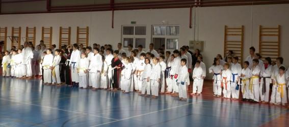 Cupa Toamnei de la Baia Mare, o reuşită pentru karateka sălăjeni