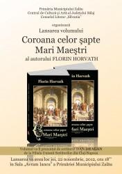 Lansare de carte Florin Horvath