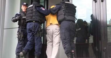 Contrabandişti sălăjeni, săltaţi de poliţişti