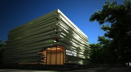 Un proiect inedit pentru clădirea Muzeului Prieteniei Româno-Ruse