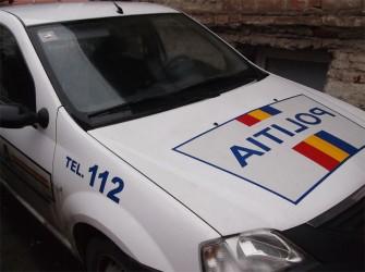 Accident grav la ieşirea din Zalău