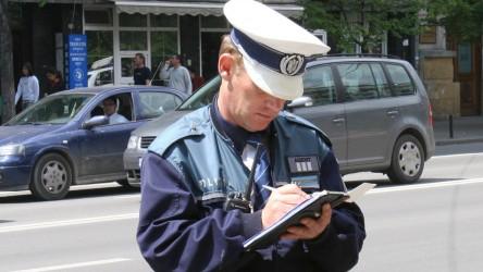 Dezastru în trafic: peste 1.400 de şoferi, lăsaţi fără permise