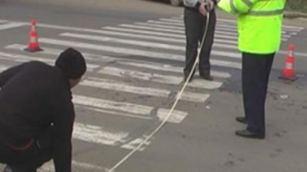 În această săptămână, pietonii devin ţinta poliţiştilor