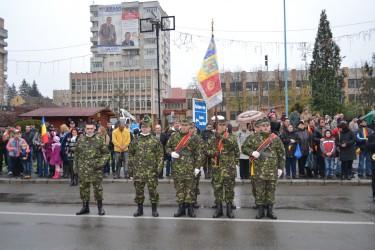 Zălăuanii au sărbătorit Ziua Naţională