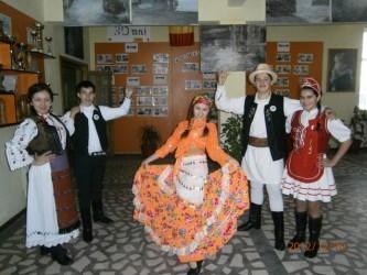 """Echipajul """"Mozaic"""" din Jibou, primul pe ţară la concursul """"Diversitatea"""""""