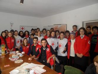 Voluntarii Crucii Roşii Sălaj, premiaţi cu diplome