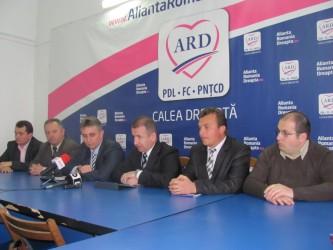 Candidaţii ARD Sălaj, la final de campanie