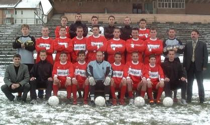 O nouă reîntâlnire între foştii componenţi ai FC Armătura Zalău