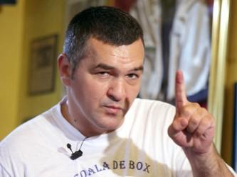 """Leonard Doroftei nu va fi prezent la Cupa """"Meseşul"""""""