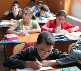 Doar cinci elevi străini învaţă în şcolile sălăjene