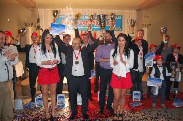 Gala Campionilor la karting – eveniment organizat în premieră la Şimleu Silvaniei