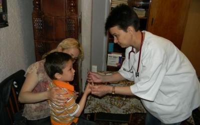 Focar de hepatită în Valcău
