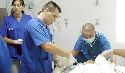 În Sălaj, opt absolvenţi de medicină au trecut concursul de rezidenţiat