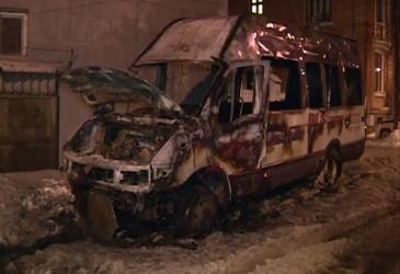 I-a ars maşina în seara de Crăciun