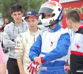 Cei mai buni piloţi de karting din ţară, premiaţi la Şimleu Silvaniei