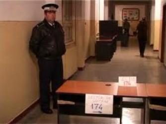 """Peste 600 de oameni ai legii vor """"scana"""" alegerile parlamentare"""