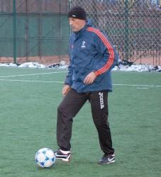Florin Prunea a revenit pe sinteticul lui Vasile Jula