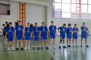 Meci captivant: CS PHOENIX Şimleu Silvaniei – CSS2 UKRO Baia Mare 3-1 (-17, 23, 13, 24)