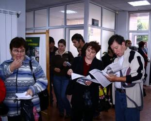 Tot mai mulţi sălăjeni aşteaptă sărbătorile din postura de şomeri