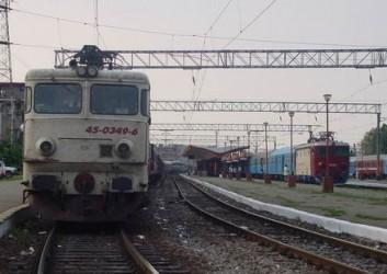Adio legătură către trenul de Bucureşti!
