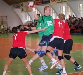 HC Zalău, locul doi la turneul de la Braşov