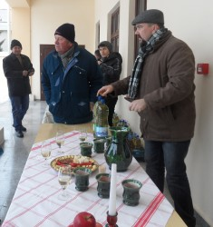 Prezentarea de vinuri din viţă nobilă, un succes