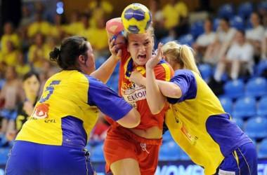 Jucătoare de naţională la HC Zalău