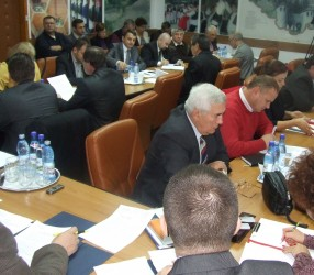 Pesediştii pierd un loc în Consiliul Judeţean Sălaj