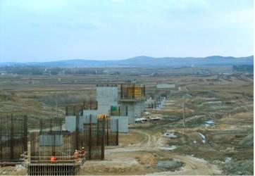 Autostrada Transilvania va fi gata la Paştele Cailor
