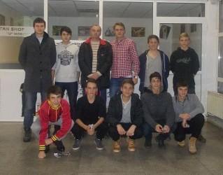 Noua echipă de baschet a Zalăului a învins campioana României
