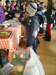 Târg inedit de resurse la şcoala din Bocşa