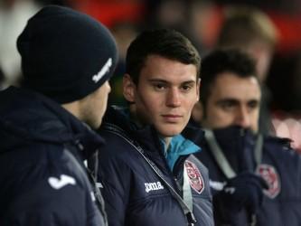 Zălăuanul Cristian Man, portar de rezervă la Dinamo Moscova