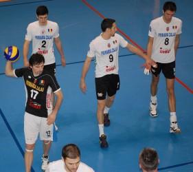 Derby-ul României la volei se joacă la Zalău