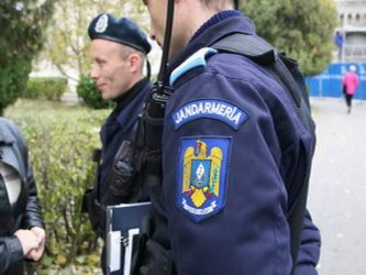 Jandarmii au început în forţă noul an