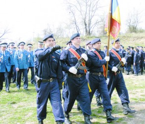 Jandarmii participă la manifestările dedicate Zilei Unirii Principatelor